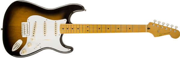 Squier by Fender  Classic Vibe 50s Stratocaster in 2 Colour Sunburst (RRP £449)